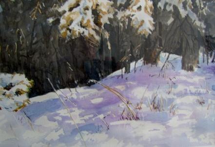Edmonton Winter